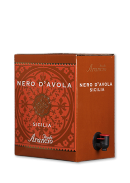 FEUDO ARANCIO Nero d'Avola 2018 – 5Liter