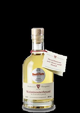 BAUMGARTNER Weintresterbrand 0,35 L