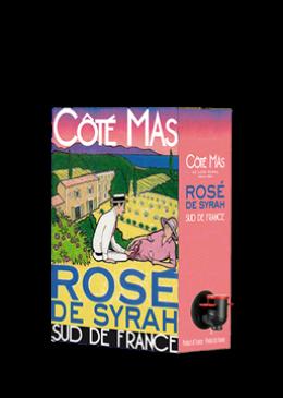 CÔTÉ MAS Rosé 2019 – 3Liter