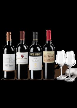 Probierpaket Mittelkräftige Rotweine