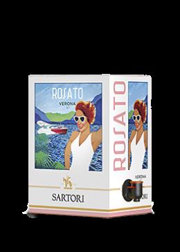 SARTORI Rosato 2020 – 5Liter