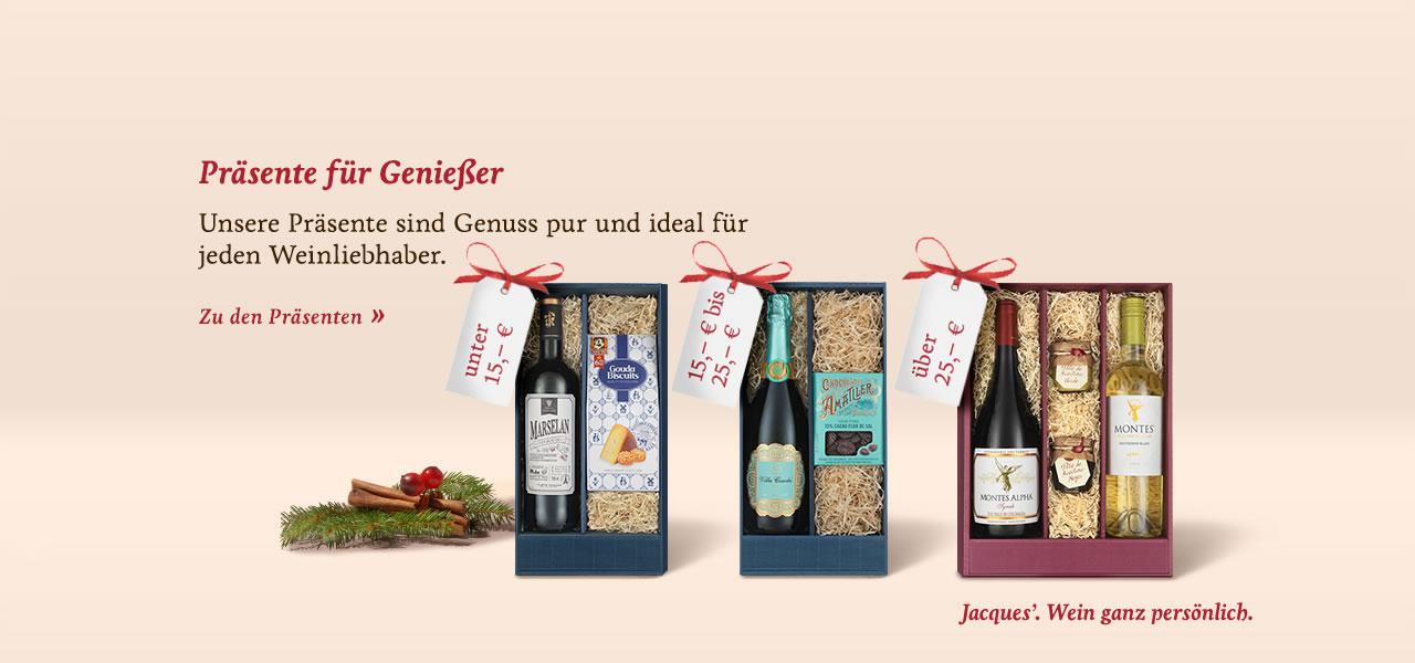Weinversand von Jacques\' Wein-Depot – Wein online bestellen