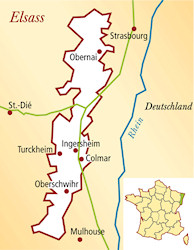 Alsace Frankreich