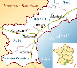 La Clape Frankreich