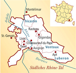 Lirac Frankreich
