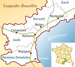Côtes du Roussillon-Villages Frankreich