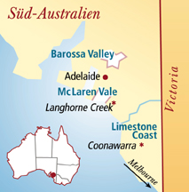 South Eastern Australia Australien
