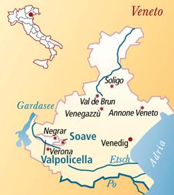 Veneto Italien