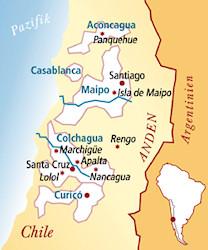 Valle de Aconcagua Chile